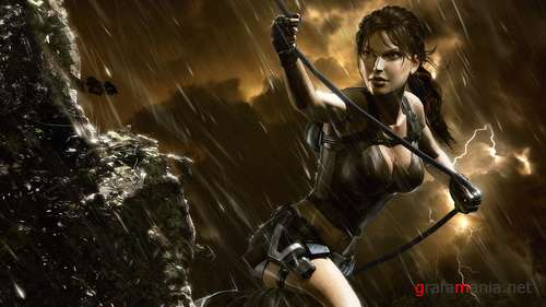 Game Women Wallpapers