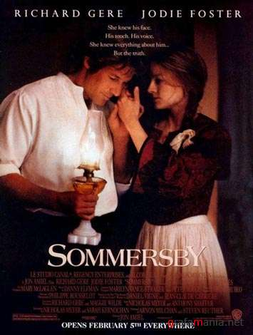 ��������� / Sommersby (1993) DVDRip