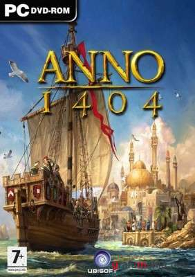 ANNO 1404: Dawn of Discovery (RePack/ENG/2009)