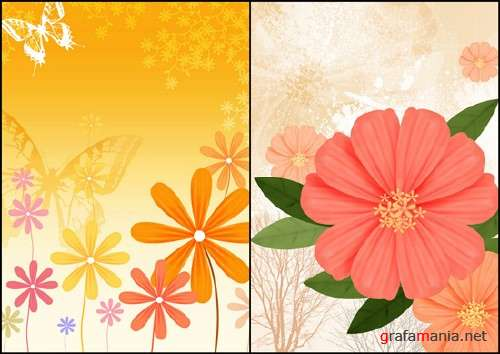 PSD Beautiful flower part1