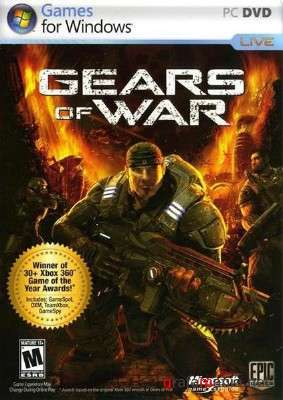 Gears of War (2007/ENG/RUS/RePack/FULL)