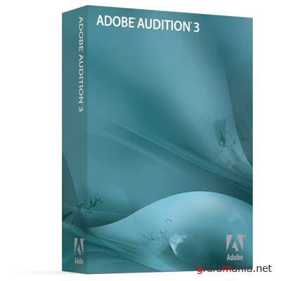Adobe Audition 3.0 Build 7283.0 (2008/ENG/RUS)