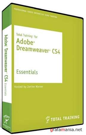 Total Training for Adobe Dreamweaver CS4: Essentials