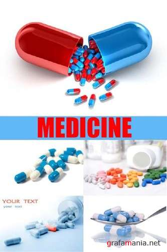Medicine - HQ Stock Images