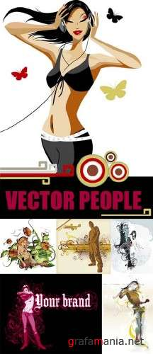 Vector People Mix