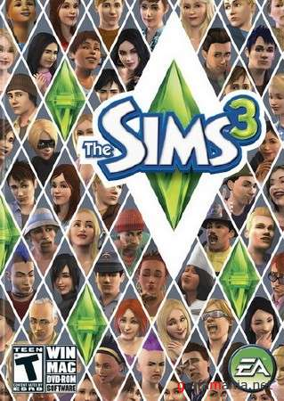 The Sims 3 (2009/RUS/license)