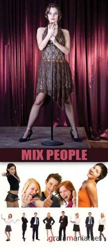 People Mix - HQ Stock Photos