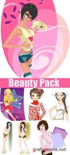 Beauty Vector Mix