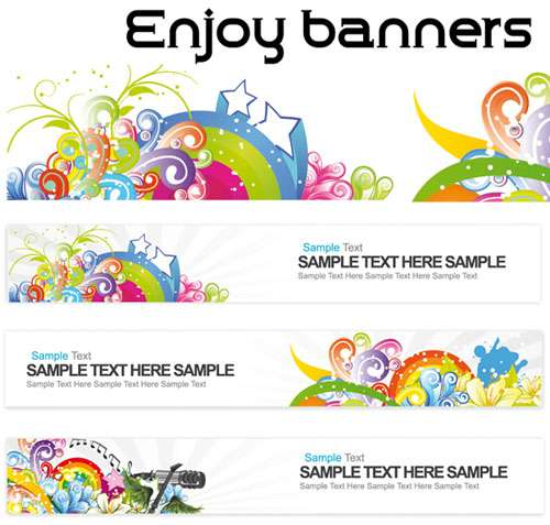 Enjoy Banners