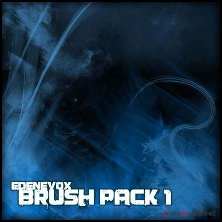 EdenEvoX's Photoshop Brush Pack