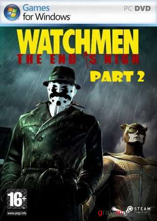 Watchmen: The End Is Nigh Part 2 (ENG/2009)