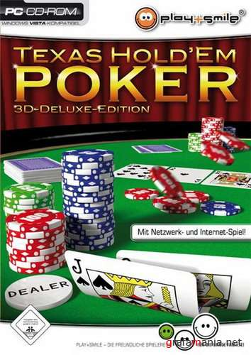 Texas Hold'em Poker 3D - Deluxe Edition (2008/Eng)