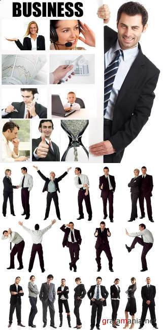 Stock Photo - Business