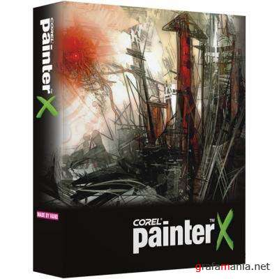 Corel Painter v.11.0.0.16