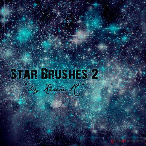 Stars Photoshop Brushes 2