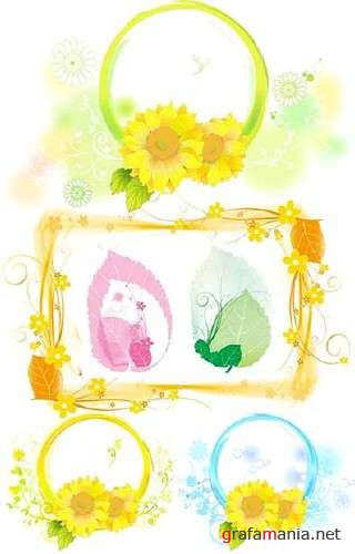 Spring Wishes Templates