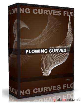 Flowing Curves vector pack