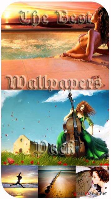 The Best Wallpapers Pack