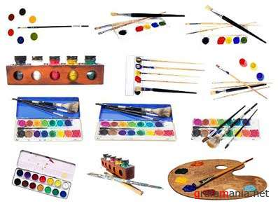 Painting Tools Images