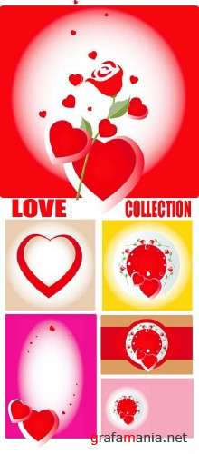 Love Vector Collection