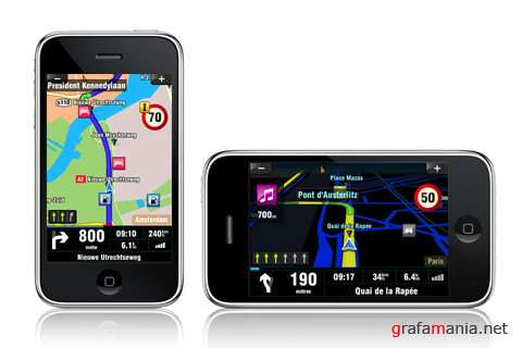 Mobile Maps Russia - Turn-by-Turn Voice Guided GPS Navigation Sygic