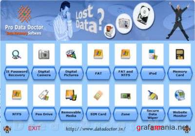 Data Doctor DreamPack