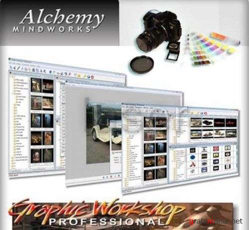 Graphic Workshop Professional 3.0a.040