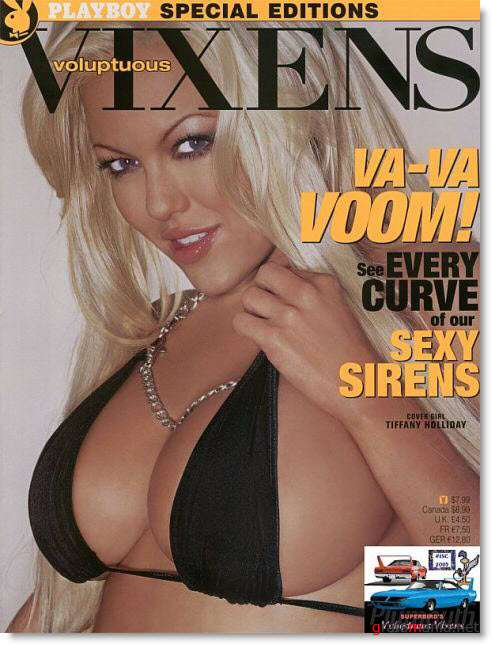 Playboy - Vixens (January 2005)