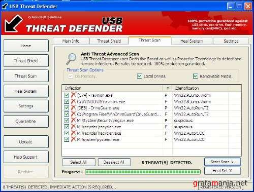 USB Threat Defender 1.0