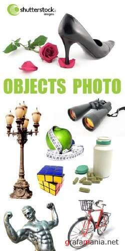 Shutterstock Photo Objects