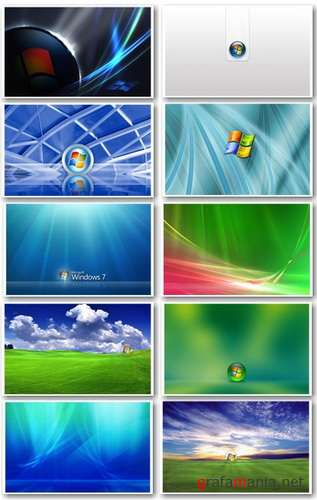 120 Windows Vista Wallpapers