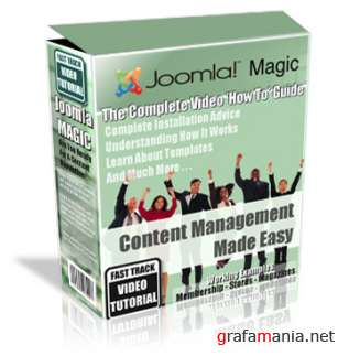 Joomla Magic - Quick & Easy to Learn Video Tutorials