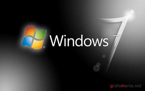 Windows 7 Ultimate collection of wallpapers