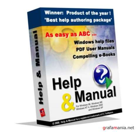 Help & Manual 5.2.0 build 902 Professional Edition RUS