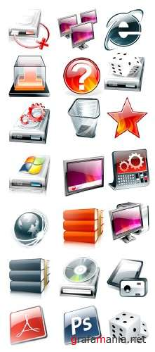 3d icons 2009