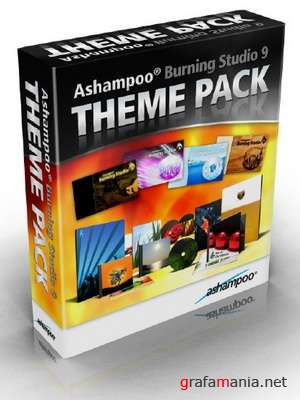 Ashampoo Burning Studio 9 Theme Pack v1.00