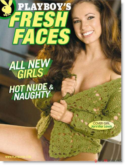 Playboy's Fresh Faces July 2009