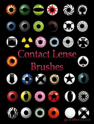 Contact Lense Brushes - ���������� �����
