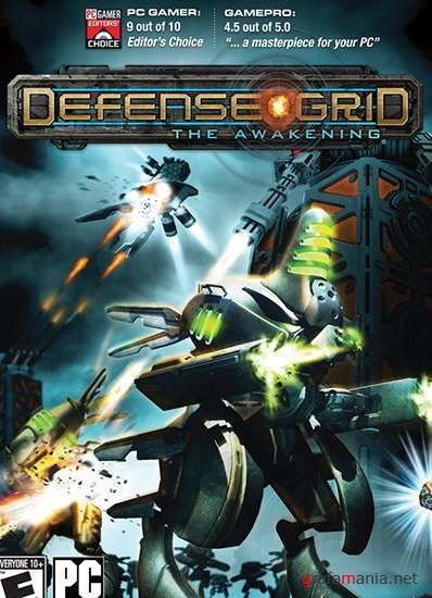Defense Grid: The Awakening (2009/RUS/ENG) PC