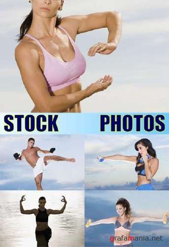 Fitness Outside - HQ Stock Photos