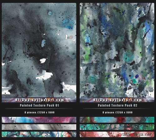 Painted Texture Packs