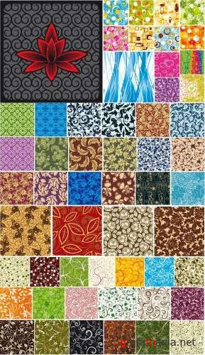 Big Collection of Patterns