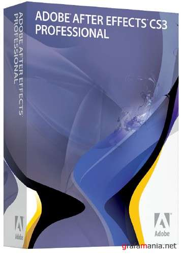Adobe After Effects CS3 Portable