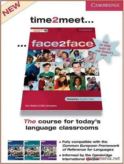 Face2Face Cambridge English Course - Elementary - Курс английского языка