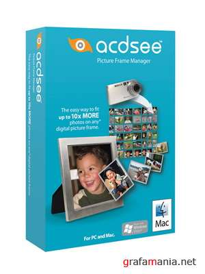 ACDSee Picture Frame Manager v1.0 Build 77 RUS