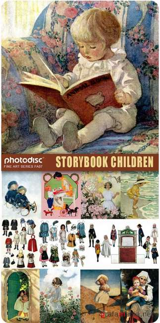 Storybook Children
