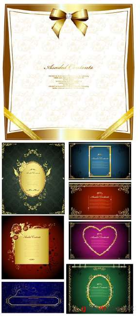 Asadal Contents - Decorative Frames
