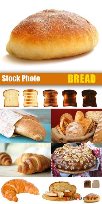Stock Photo - BREAD
