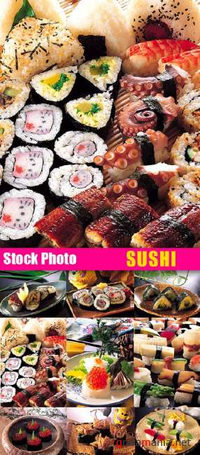 Stock Photos - Sushi