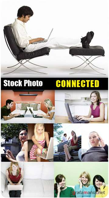 Stock Photos - Stay Connected